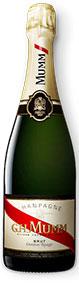 Champagne Mumm Cordon Rouge de Maison Mumm